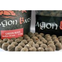 Green Bugs Boilies