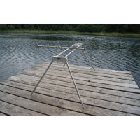 Stainless Rod Pod