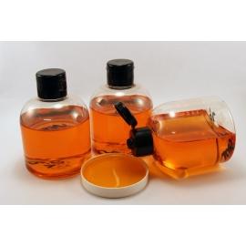 Lachsöl - superfrisch (250 ml Flasche)